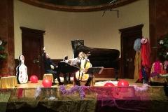 Wigmore Hall. Recital with Finn Downie Dear.