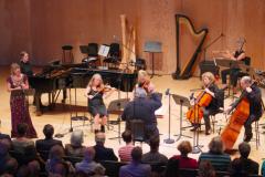 Knussen Chamber Ensemble. Aldeburgh Festival. June 2018. Olly's final concert...