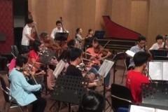 Rehearsal, Saigon 2015