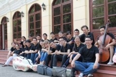 SCM at Ho Chi Mihn Conservatoire 2014